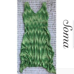 Dresses & Skirts - 🆕NWOT {Soma} Asymmetrical Sleeveless Dress